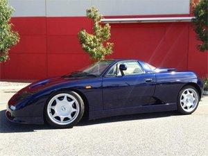 2002 detomaso guara - 975kms - rhd - 1 owner