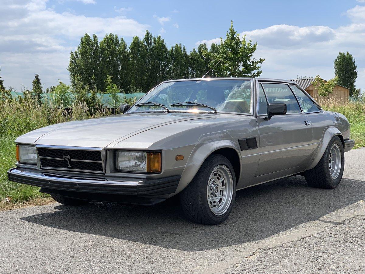 1983 De Tomaso Longchamp GTS For Sale (picture 1 of 6)