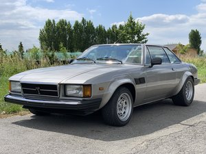 1983 De Tomaso Longchamp GTS For Sale