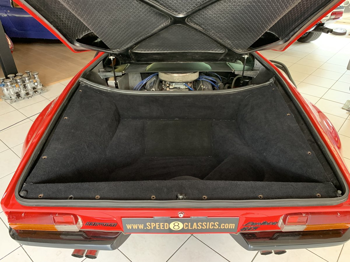 1988 De Tomaso Pantera GT5-S For Sale (picture 6 of 6)