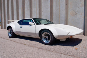 1973 De Tomaso Pantera Coupe Full Restored 351 5 speed