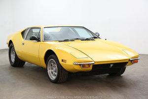 1972 DeTomaso Pantera For Sale