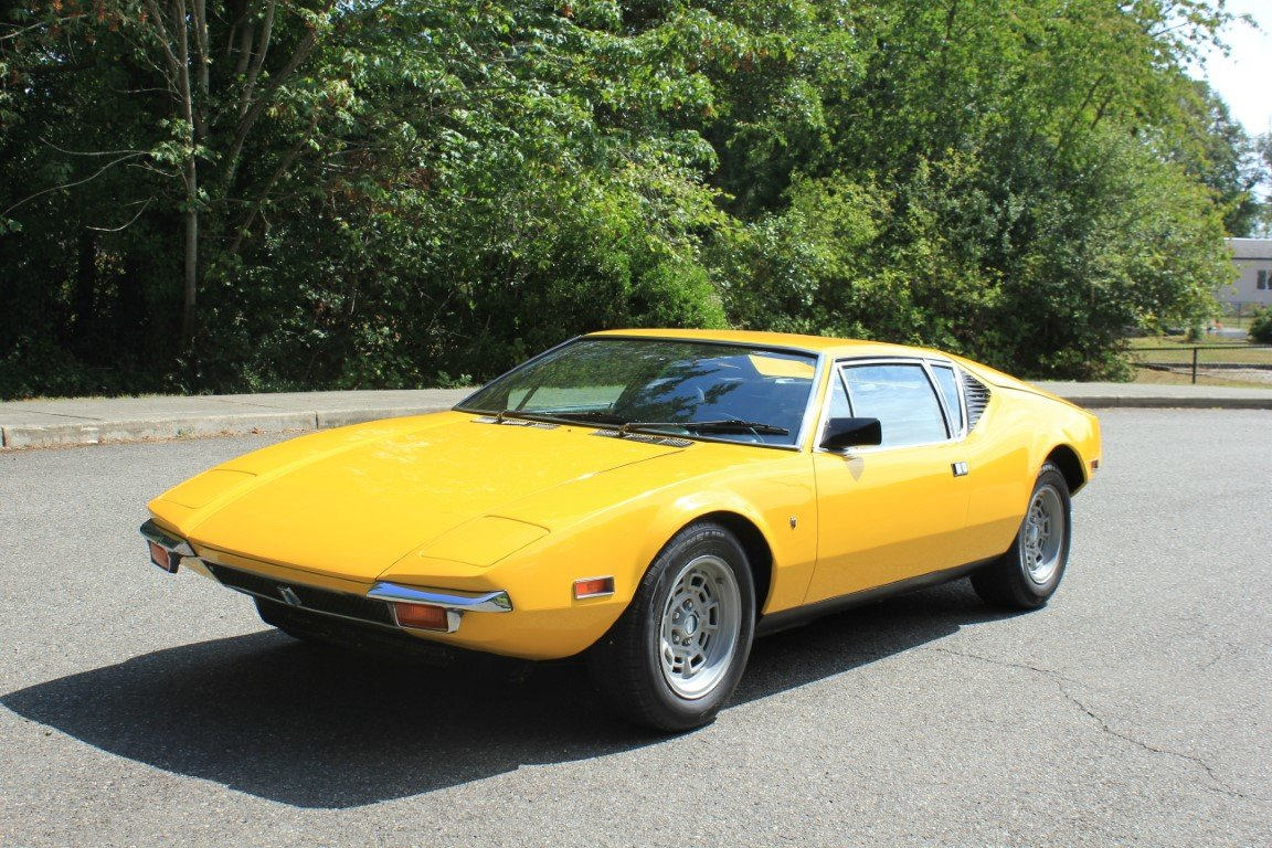1971 DeTomaso Pantera For Sale (picture 1 of 6)