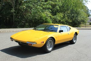 1971 DeTomaso Pantera For Sale