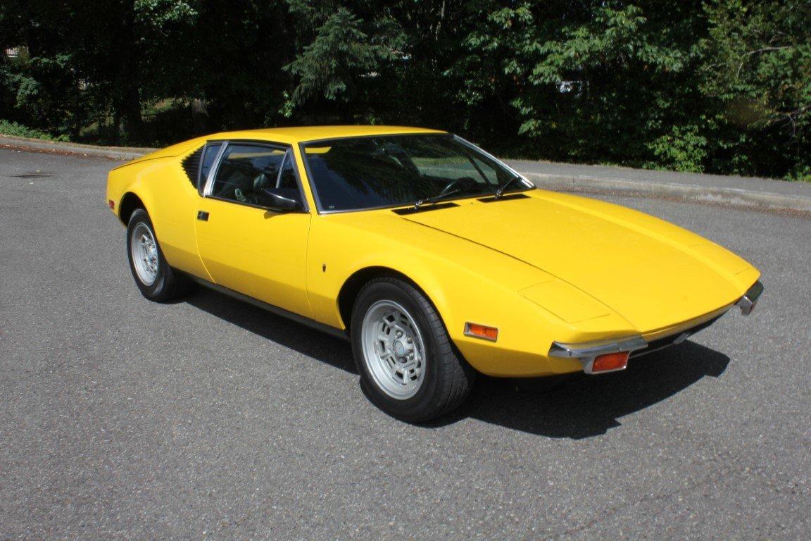 1971 DeTomaso Pantera For Sale (picture 4 of 6)