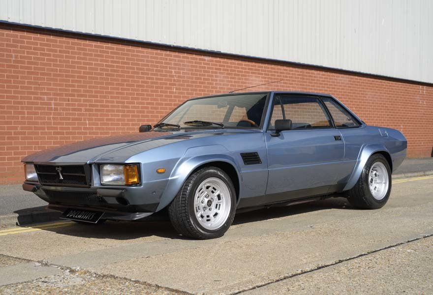 1974 De Tomaso Longchamp GTS Coupe For Sale in London (LHD) For Sale (picture 1 of 15)