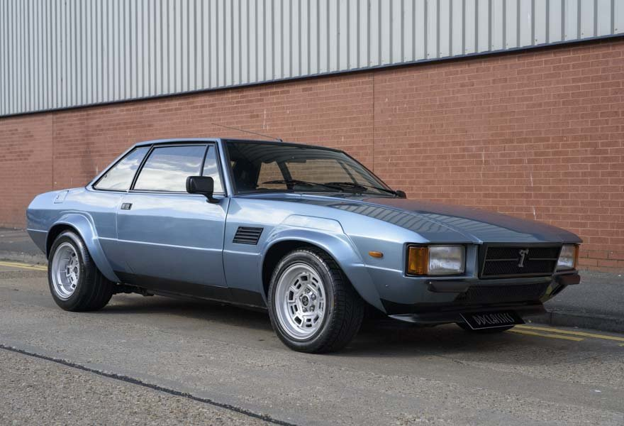 1974 De Tomaso Longchamp GTS Coupe For Sale in London (LHD) For Sale (picture 2 of 15)