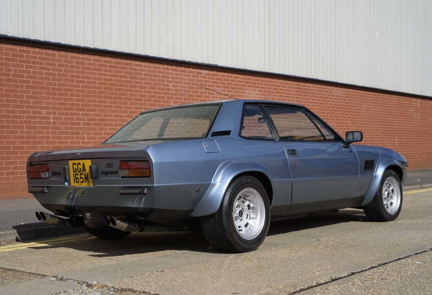 1974 De Tomaso Longchamp GTS Coupe For Sale in London (LHD) For Sale (picture 3 of 15)