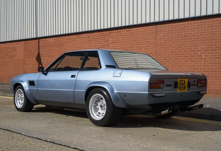 1974 De Tomaso Longchamp GTS Coupe For Sale in London (LHD) For Sale (picture 4 of 15)