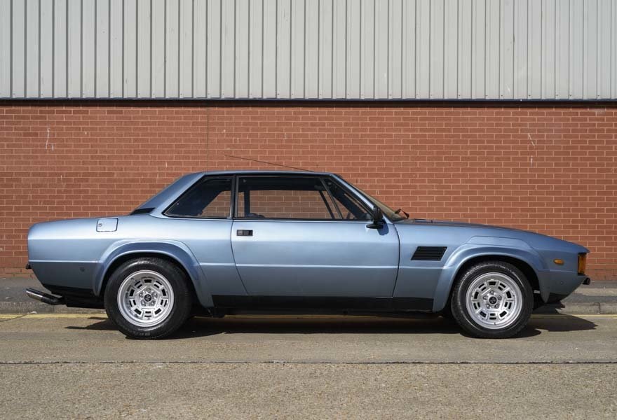 1974 De Tomaso Longchamp GTS Coupe For Sale in London (LHD) For Sale (picture 5 of 15)