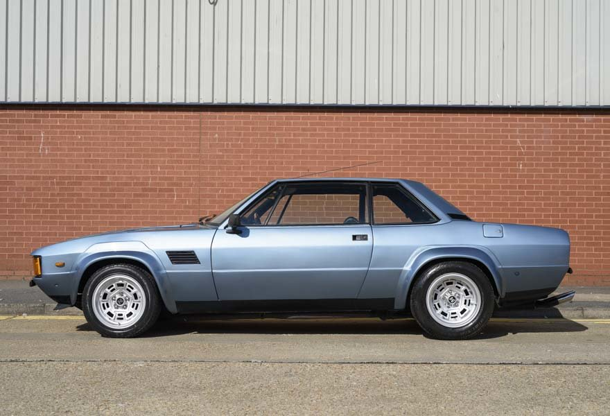 1974 De Tomaso Longchamp GTS Coupe For Sale in London (LHD) For Sale (picture 6 of 15)