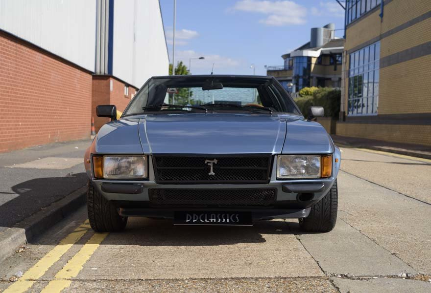 1974 De Tomaso Longchamp GTS Coupe For Sale in London (LHD) For Sale (picture 7 of 15)