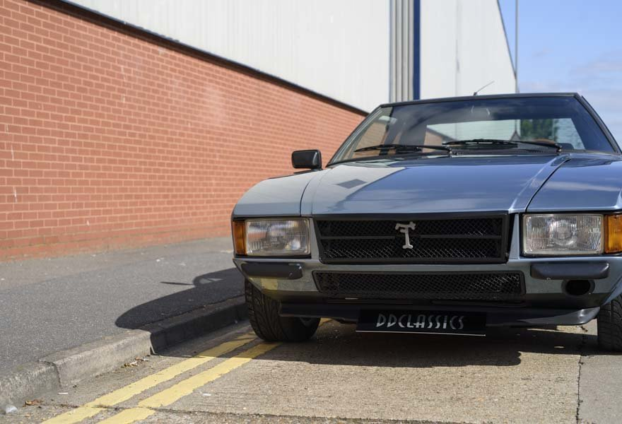 1974 De Tomaso Longchamp GTS Coupe For Sale in London (LHD) For Sale (picture 10 of 15)