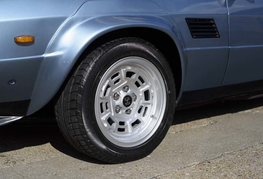 1974 De Tomaso Longchamp GTS Coupe For Sale in London (LHD) For Sale (picture 11 of 15)