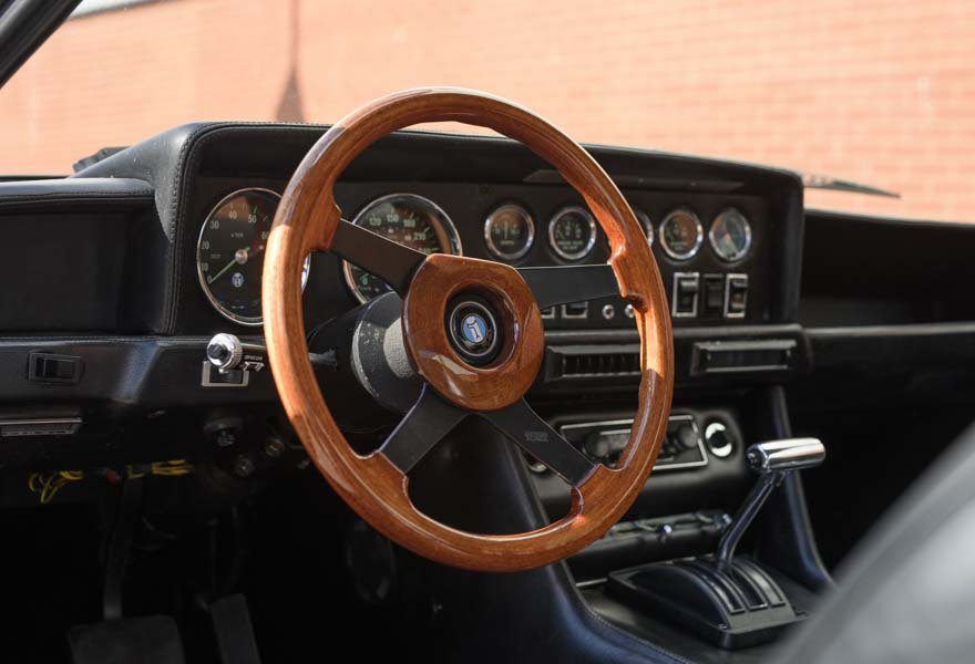 1974 De Tomaso Longchamp GTS Coupe For Sale in London (LHD) For Sale (picture 12 of 15)