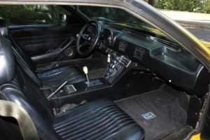 1971 DeTomaso Pantera 351C + 5 Speed Yellow New AC $85k For Sale (picture 4 of 6)