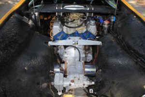 1971 DeTomaso Pantera 351C + 5 Speed Yellow New AC $85k For Sale (picture 5 of 6)