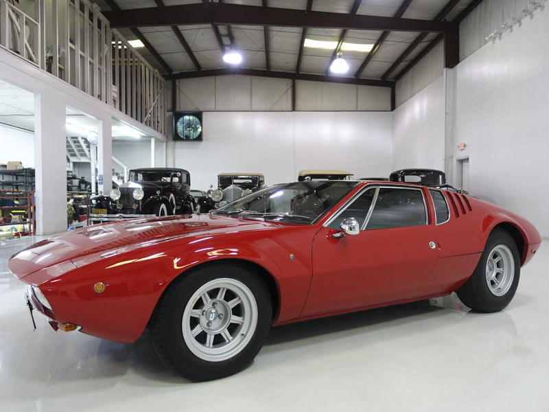 1970 DeTomaso Mangusta For Sale (picture 1 of 6)