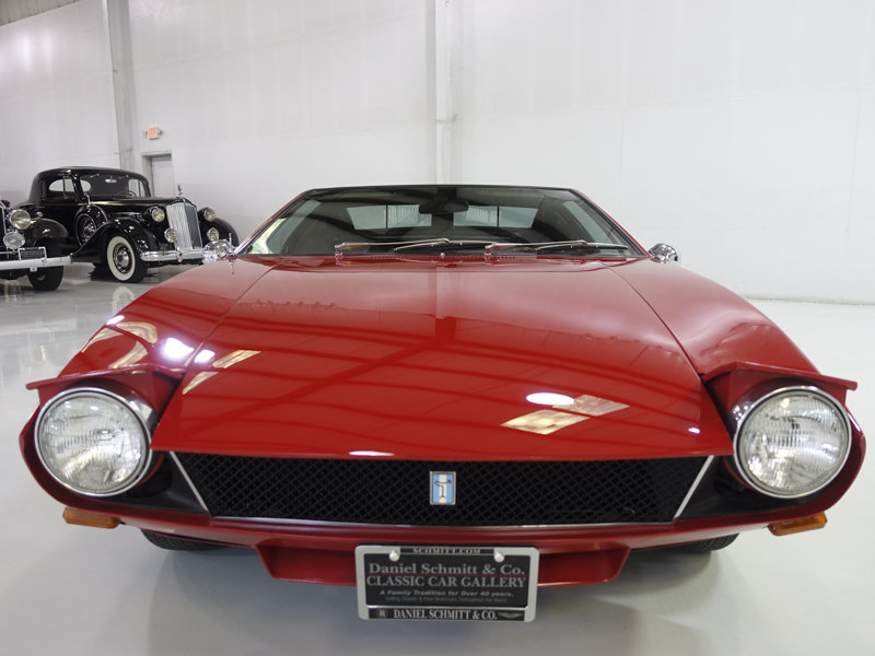 1970 DeTomaso Mangusta For Sale (picture 2 of 6)