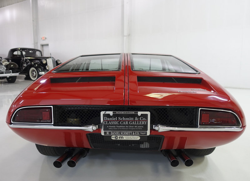 1970 DeTomaso Mangusta For Sale (picture 3 of 6)