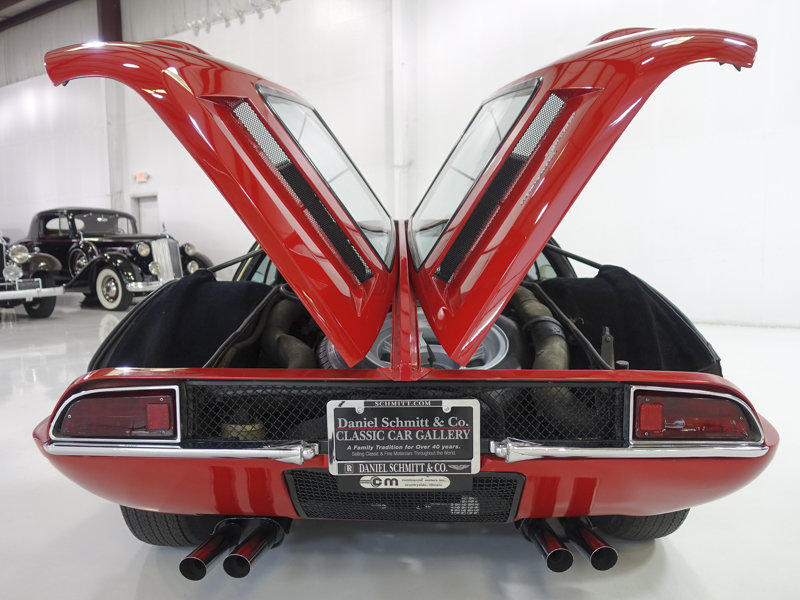 1970 DeTomaso Mangusta For Sale (picture 4 of 6)
