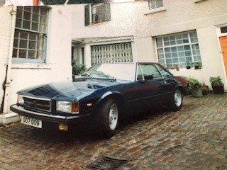 1976 De Tomaso Longchamp Owner since 1979 refurb