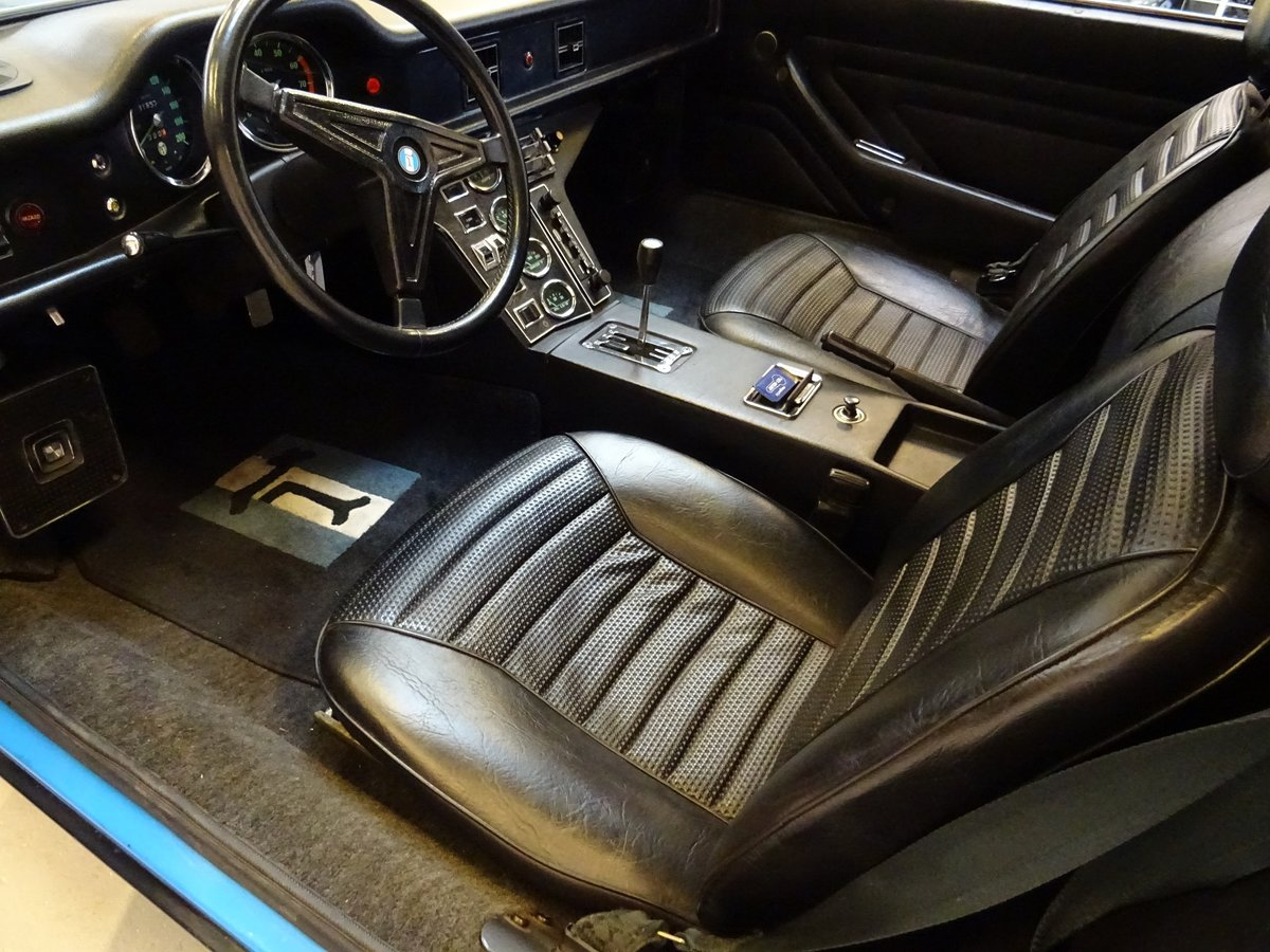 1974 DeTomaso Pantera Lusso, 2-owners from new For Sale (picture 4 of 6)
