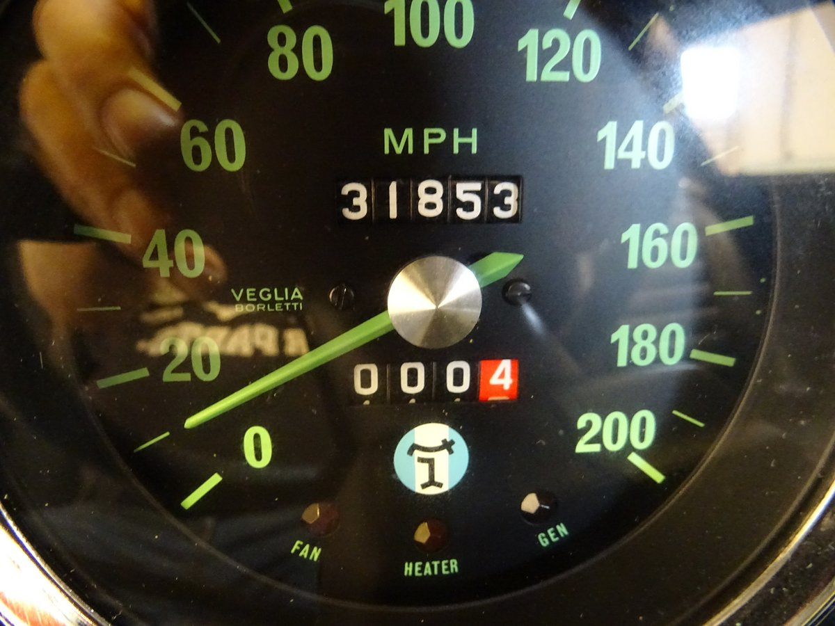 1974 DeTomaso Pantera Lusso, 2-owners from new For Sale (picture 5 of 6)