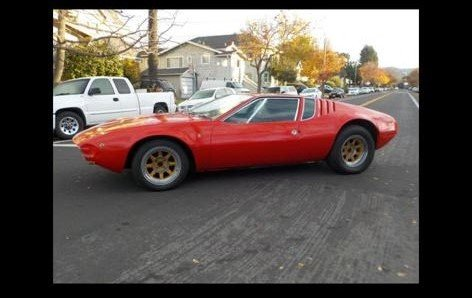 1970 DeTomaso Mangusta #23093 For Sale