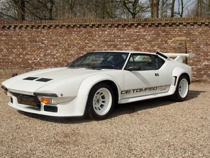 1985 DeTomaso Pantera GT5 (Rare Factory GT5!!) Ex. Swiss, only 23