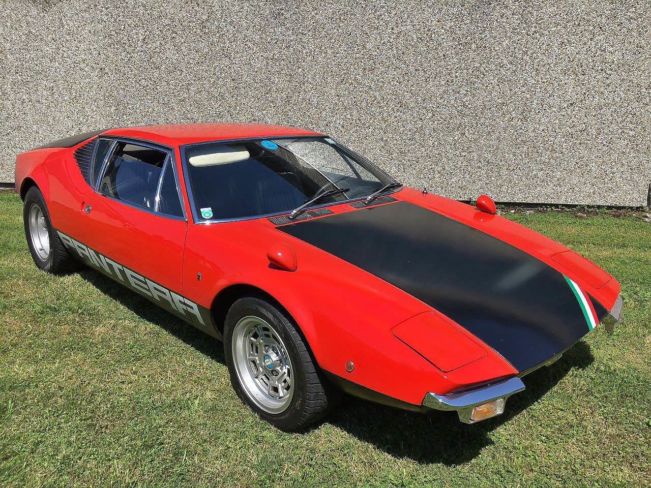 1971 Pantera Push Button For Sale (picture 1 of 6)