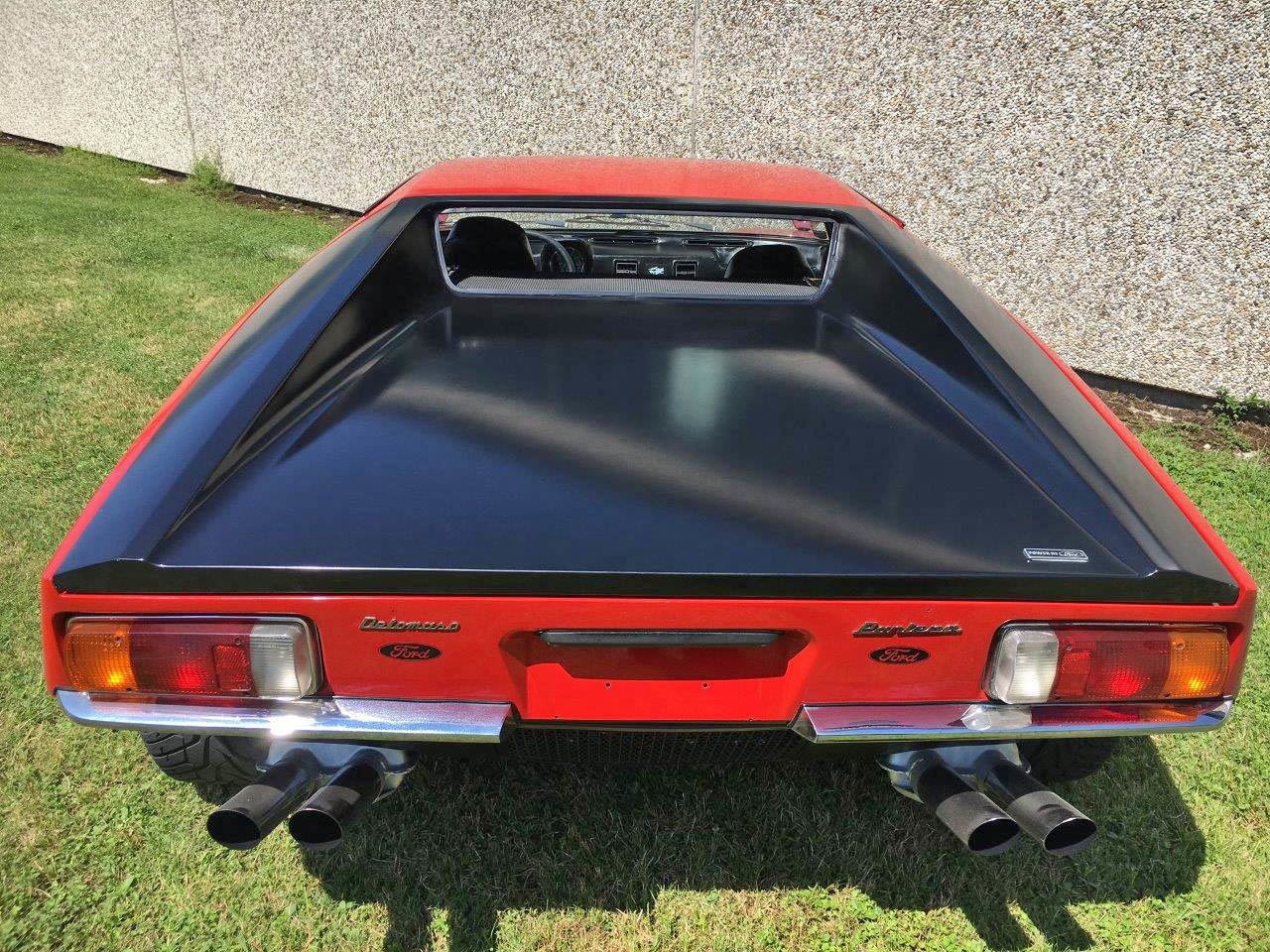 1971 Pantera Push Button For Sale (picture 2 of 6)