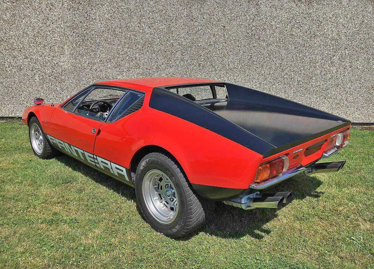 1971 Pantera Push Button For Sale (picture 6 of 6)