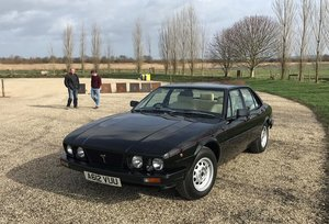 1983 De Tomaso Deauville - RHD For Sale