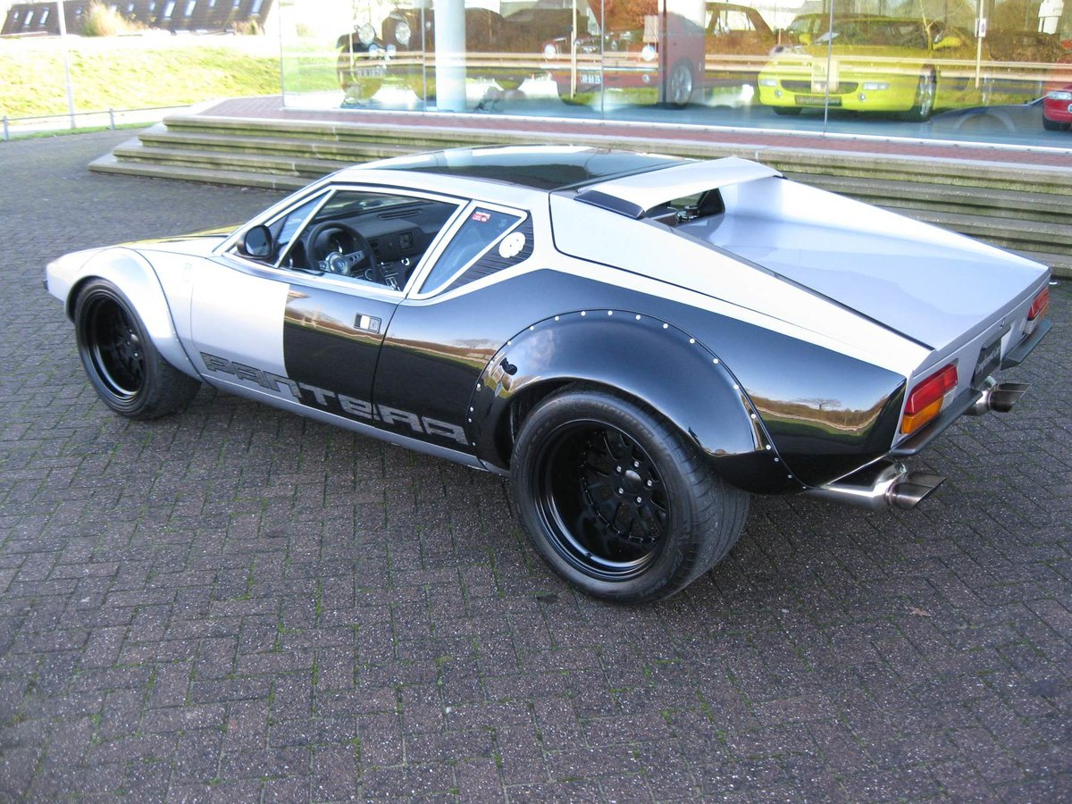 1973 De Tomaso Pantera GTS    € 149.000 For Sale (picture 3 of 6)