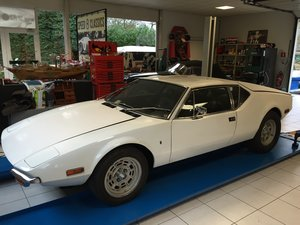 1971 De Tomaso Pantera For Sale