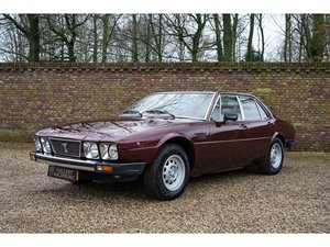 1983 De Tomaso Deauville Series 2 only 244 made, original Dutch d