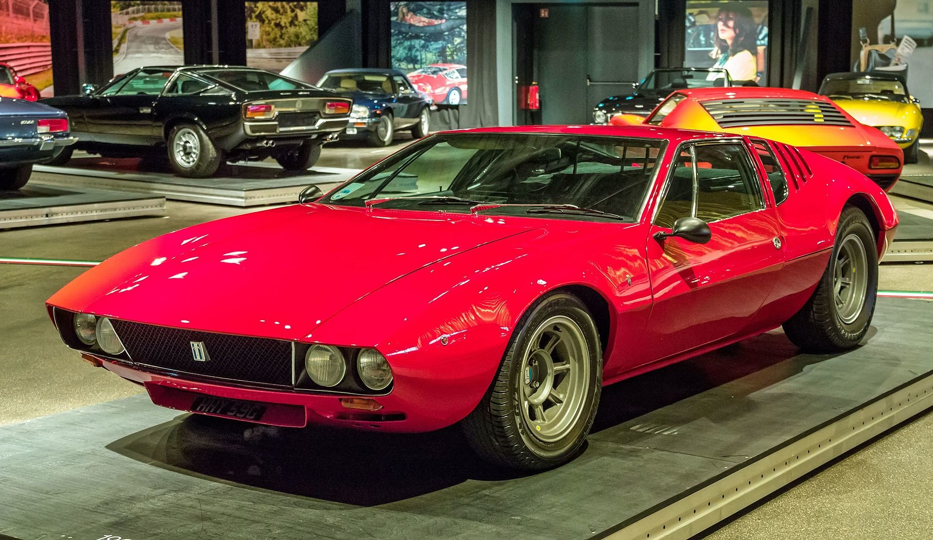 1971 De Tomaso Mangusta For Sale (picture 1 of 2)