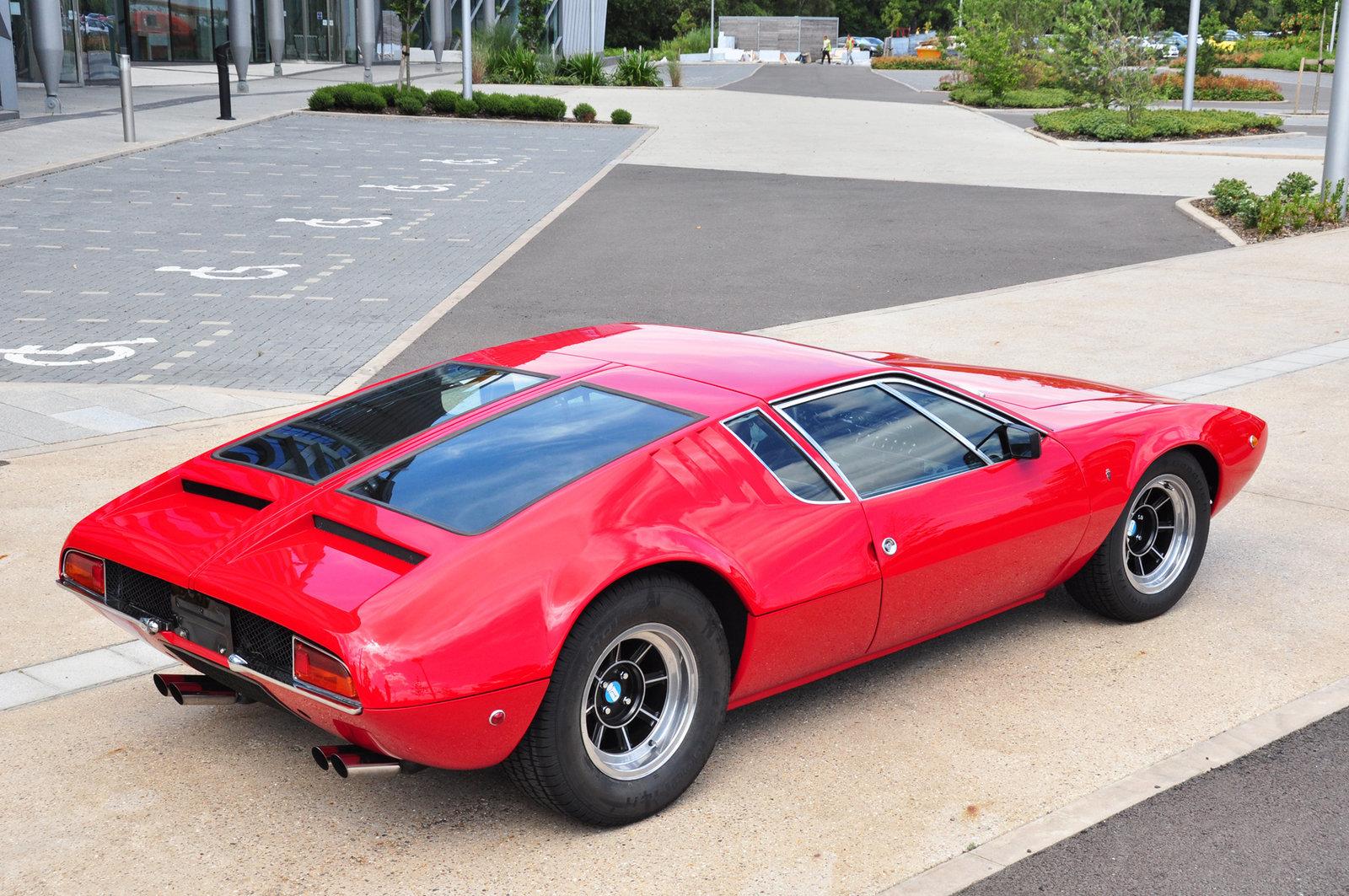 1971 De Tomaso Mangusta For Sale (picture 2 of 2)