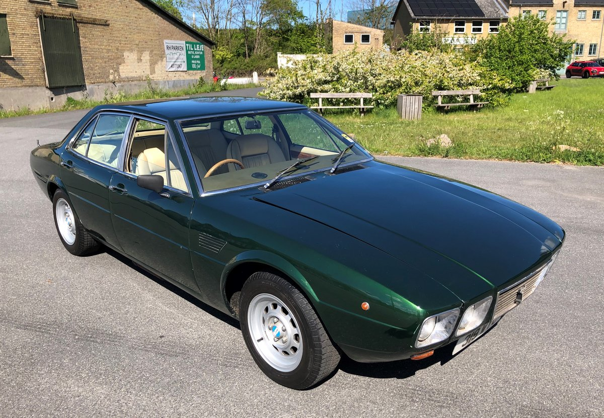 1978 DeTomaso Deauville late series 1 - RHD For Sale (picture 2 of 6)