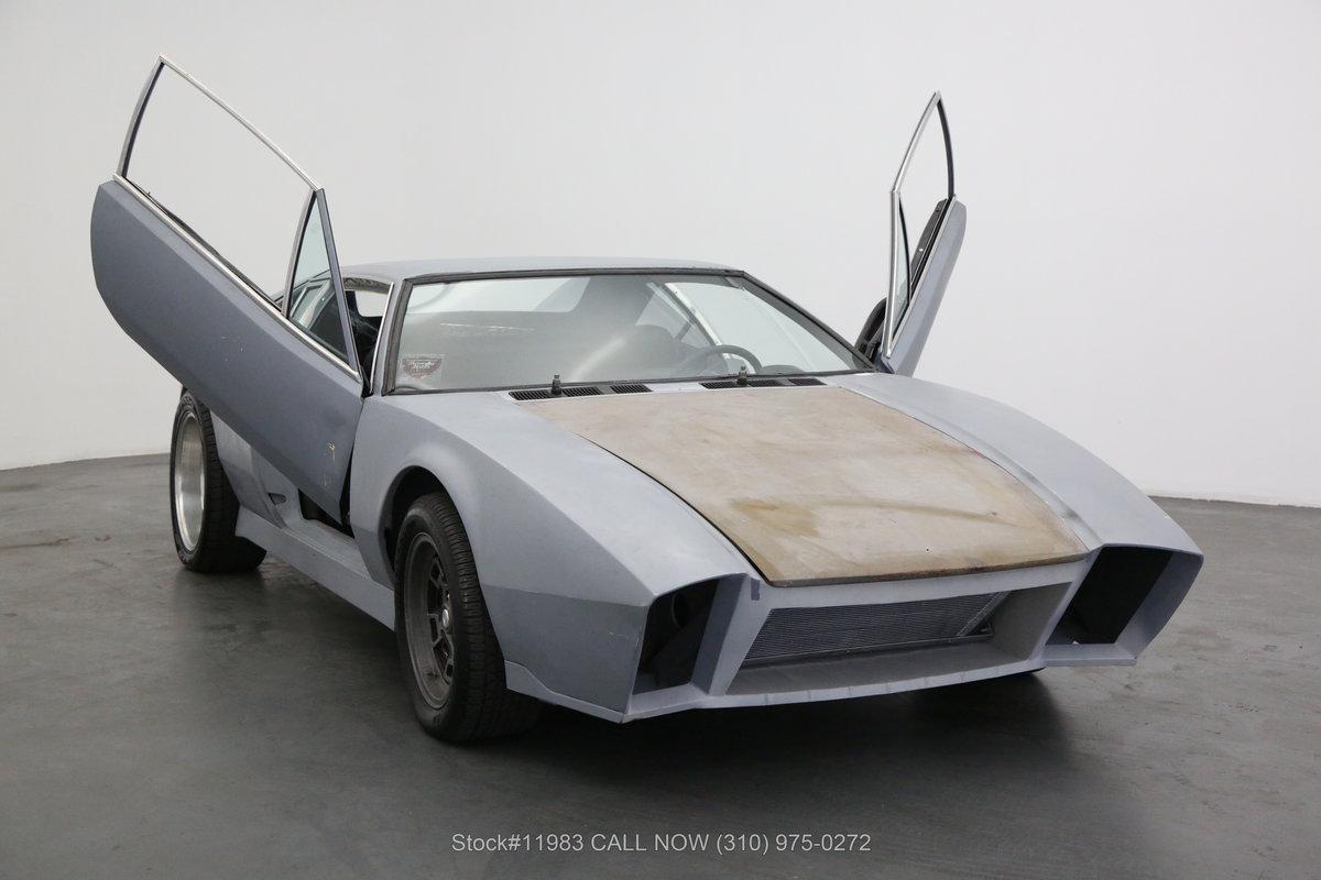 1972 DeTomaso Pantera For Sale (picture 1 of 6)