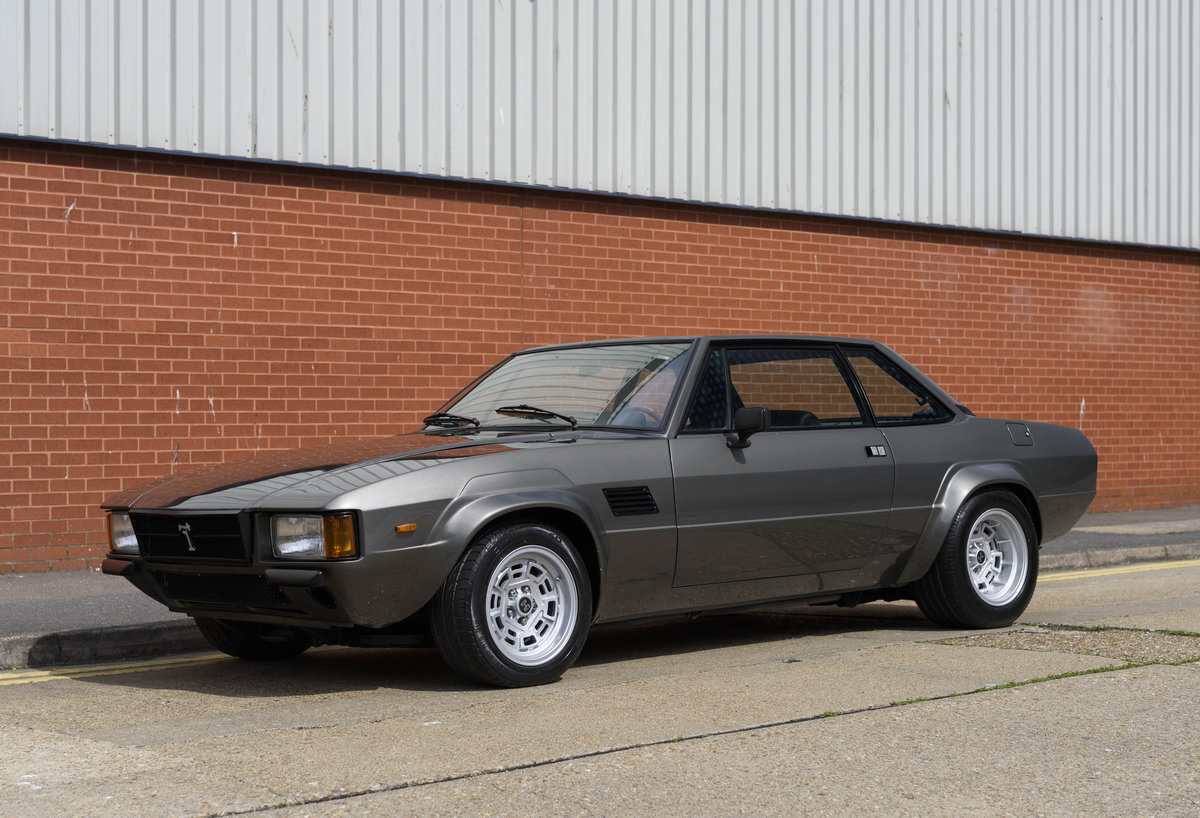 1974 De Tomaso Longchamp GTS Coupe For Sale in London (LHD) For Sale (picture 1 of 23)
