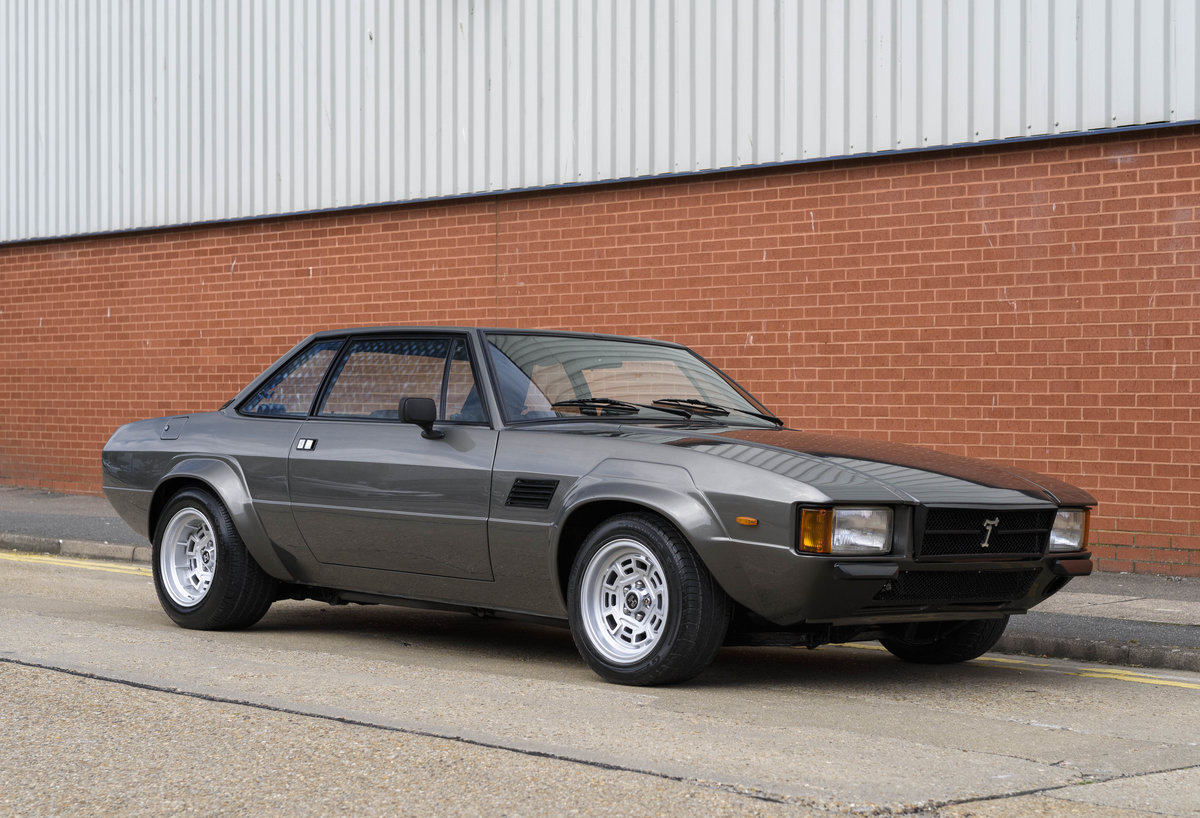 1974 De Tomaso Longchamp GTS Coupe For Sale in London (LHD) For Sale (picture 2 of 23)