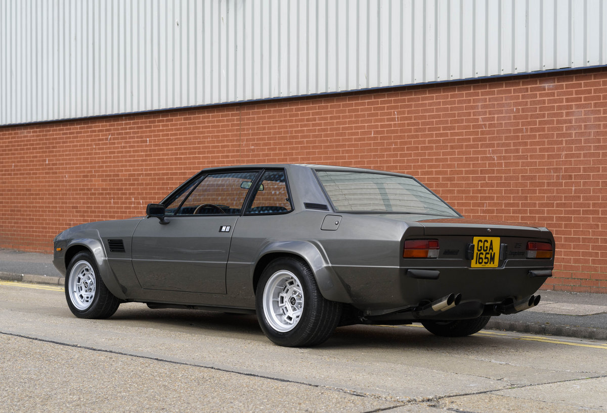 1974 De Tomaso Longchamp GTS Coupe For Sale in London (LHD) For Sale (picture 4 of 23)
