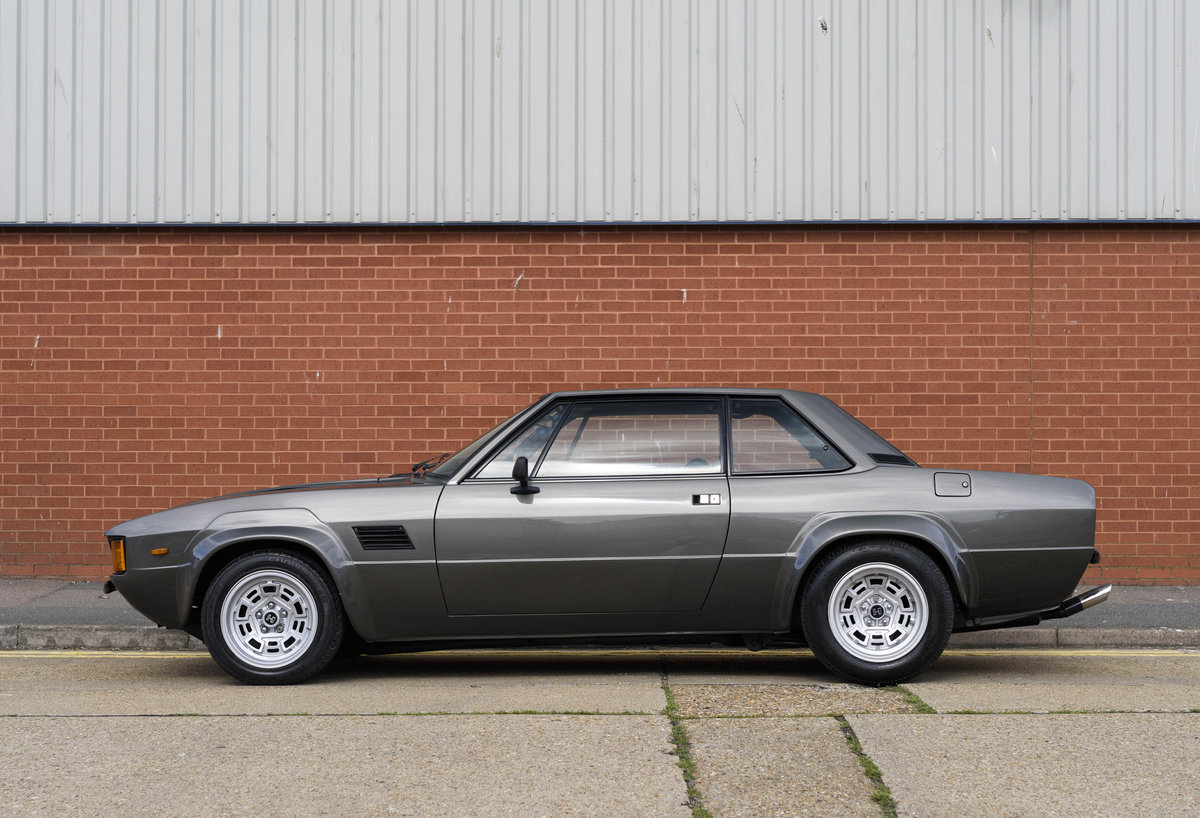1974 De Tomaso Longchamp GTS Coupe For Sale in London (LHD) For Sale (picture 6 of 23)