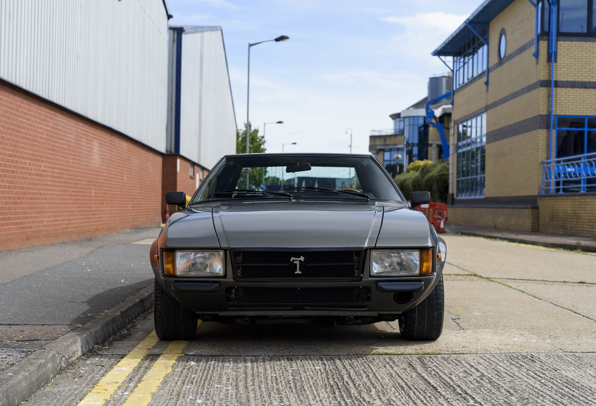 1974 De Tomaso Longchamp GTS Coupe For Sale in London (LHD) For Sale (picture 7 of 23)