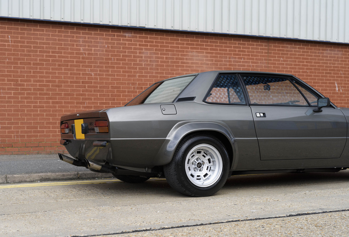 1974 De Tomaso Longchamp GTS Coupe For Sale in London (LHD) For Sale (picture 11 of 23)