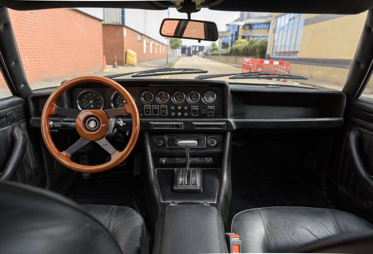 1974 De Tomaso Longchamp GTS Coupe For Sale in London (LHD) For Sale (picture 13 of 23)