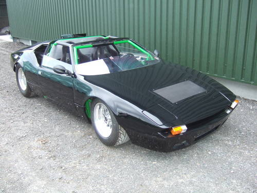 1974 DeTomaso Pantera 820+bhp Silver State Race Winning Car For Sale (picture 1 of 6)
