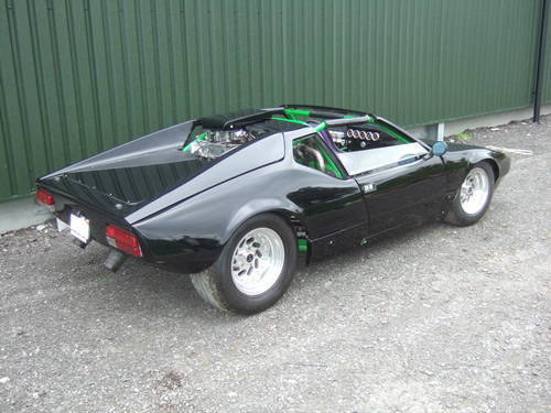1974 DeTomaso Pantera 820+bhp Silver State Race Winning Car For Sale (picture 2 of 6)